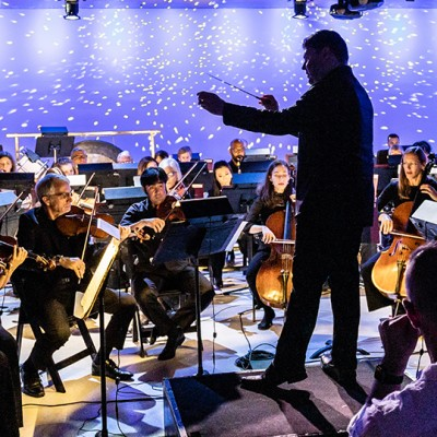 SYMPHNY Features Space-Themed Music