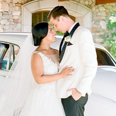 Kristen Brown and Benjamin Stryczek Marry