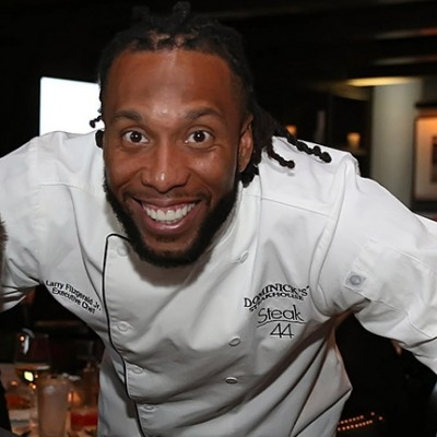 Larry Fitzgerald Celebrates 11 Years of Raising Funds