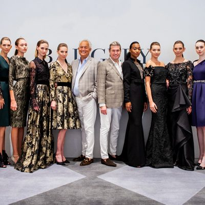 Heart Ball Addressing Luncheon Features Badgley Mischka