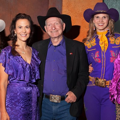 'Riders of the Purple Sage' Film Premiere