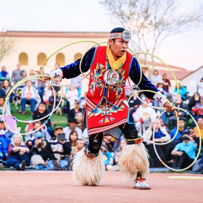 30th Annual Hoop Dance Contest