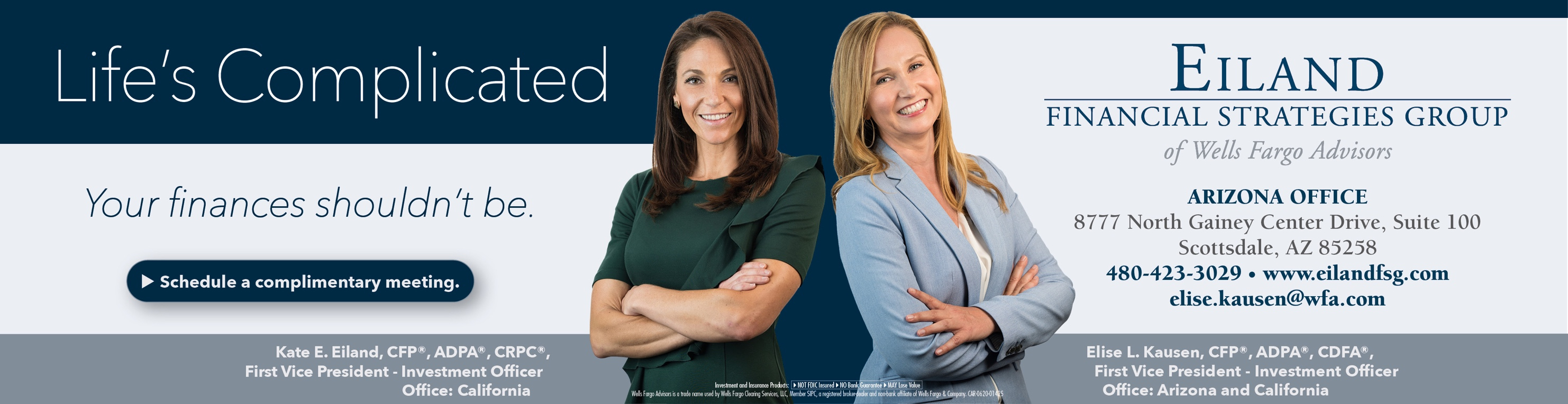 Visit Eiland Financial Strategies Group billboard