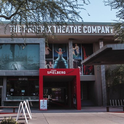 Phoenix Theatre Company Builds Outdoor Stage