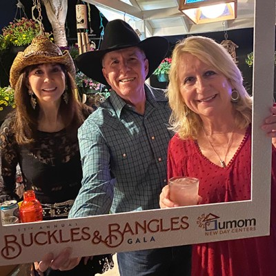 11th Annual Buckles & Bangles