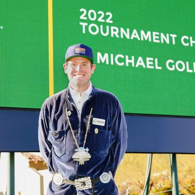 Michael Golding Named 2022 Phoenix Open Tournament Chairman
