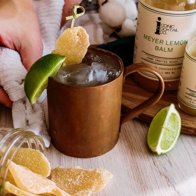 Moscow Mule for a Cause
